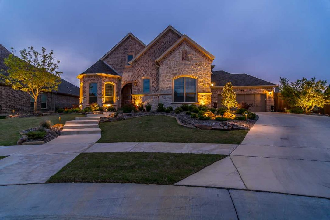 Top 5 Benefits Of Landscape Lighting
