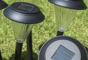 Solar Lighting Fixtures